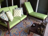 Custom Patio Furniture Replacement Cushions